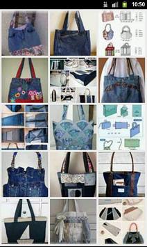 100 DIY Jeans BAG screenshot 1