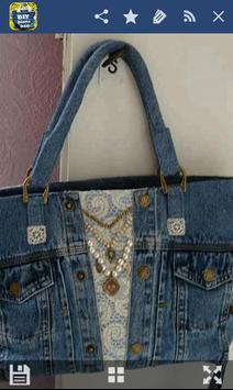 100 DIY Jeans BAG screenshot 2