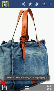 100 DIY Jeans BAG screenshot 7