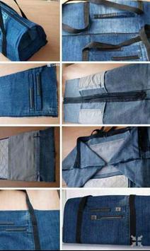 100 DIY Jeans BAG screenshot 4