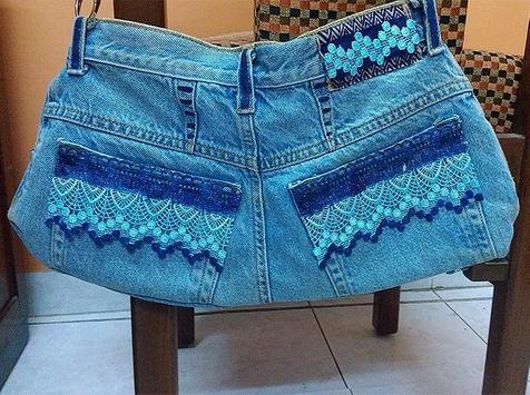 100 DIY Jeans BAG screenshot 8