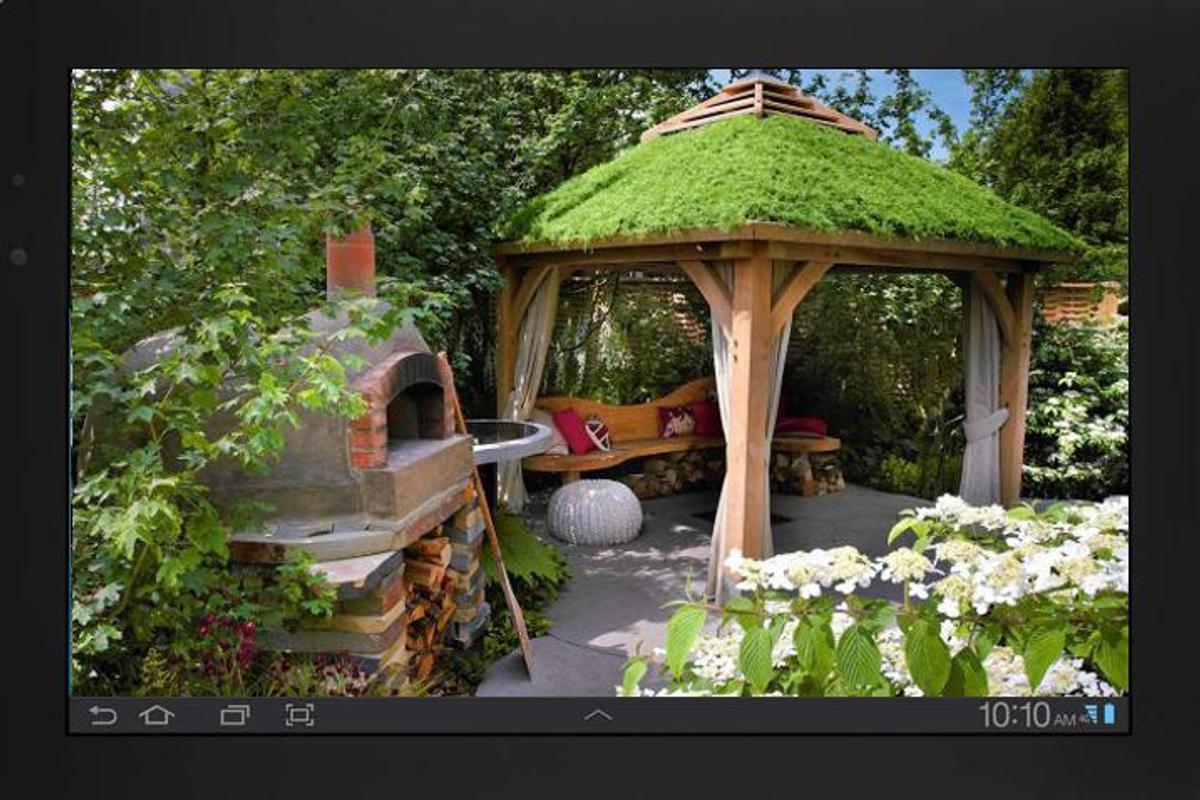100 Garten Laube Für Android Apk Herunterladen
