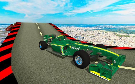 Extreme Formula Car Racing Stunts screenshot 1