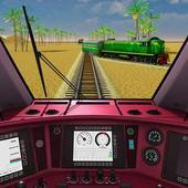 Train Driving Game: Real Train Simulator 2018 icon