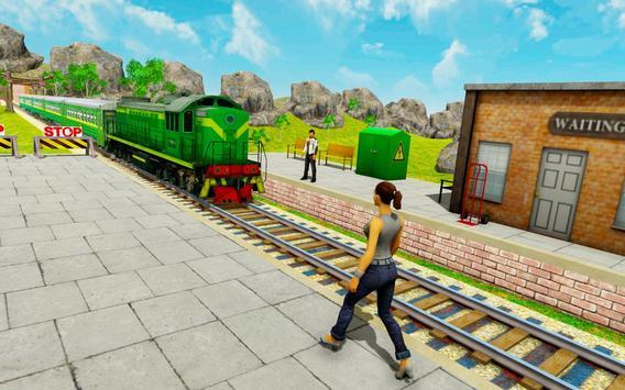 Train Driving Game: Real Train Simulator 2018 screenshot 1