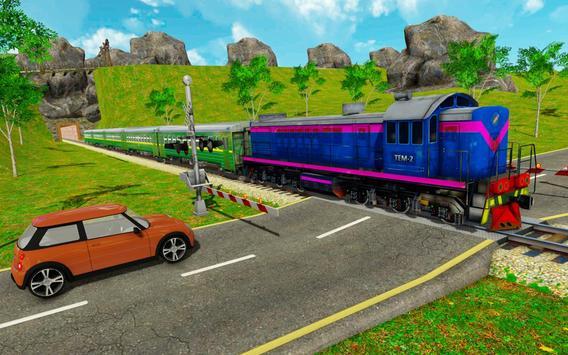 Train Driving Game: Real Train Simulator 2018 screenshot 2