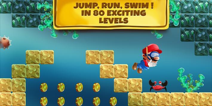 Carlos Jungle Jump apk screenshot