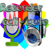 Recorder Call - Auto icon