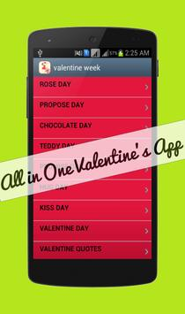 Valentine Week apk screenshot