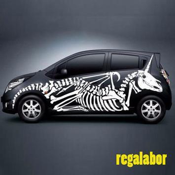 Car sticker design poster car sticker design apk