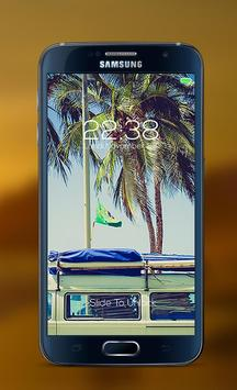 Brazil password Lock Screen apk screenshot