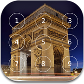 France password Lock Screen icon