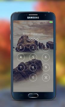 Stone password Lock Screen apk screenshot