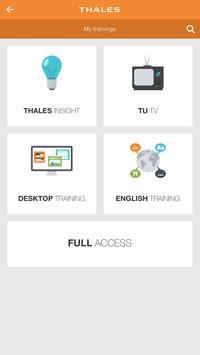 Thales Université Mobile apk screenshot