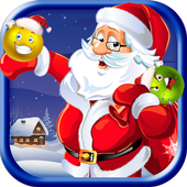 Santa's Christmas Juggler Fun icon