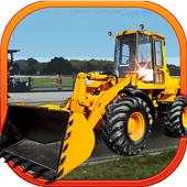 City Road Constructor 3D icon