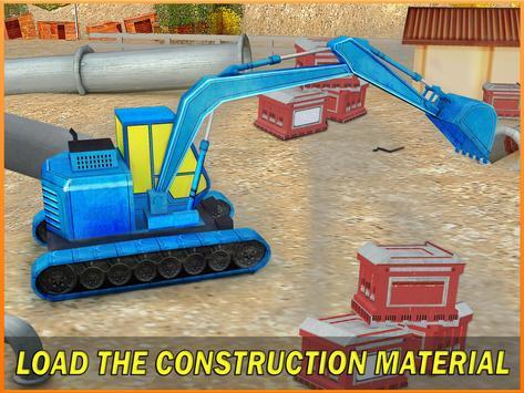 City Road Constructor 3D apk screenshot