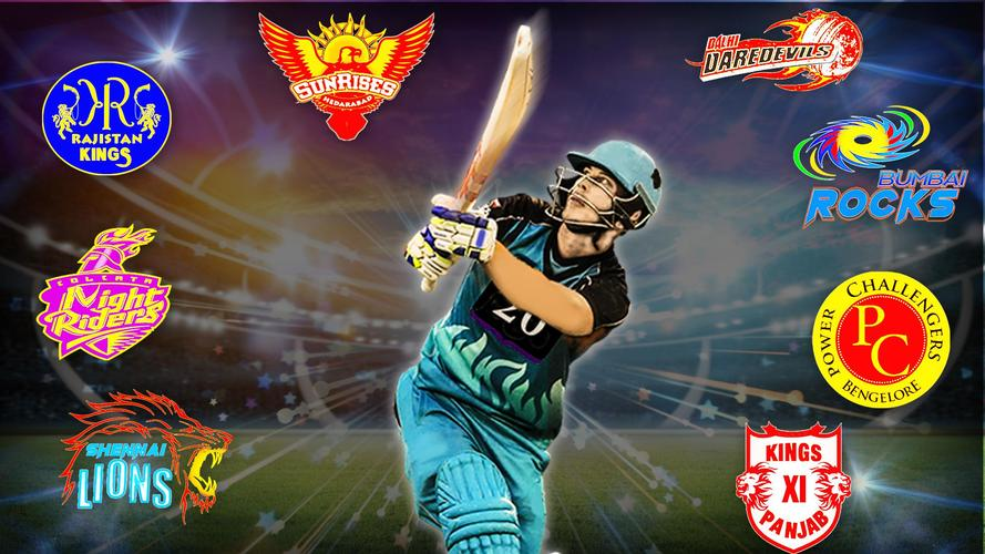 Download IPL Game 2018: Indian Cricket League Game T20