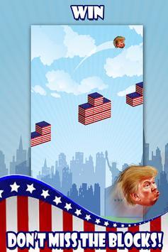 Trump Jump to White House 2016 screenshot 1
