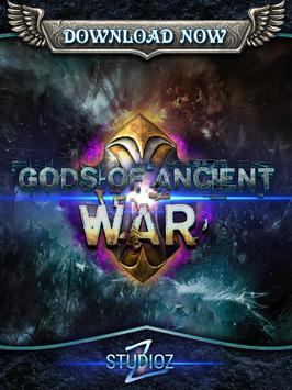 Gods of Ancient War - Slots poster