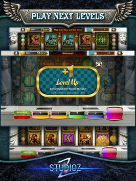 Gods of Ancient War - Slots screenshot 2