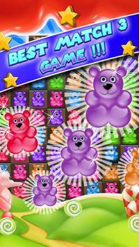Donut Gummy Dazzle Puzzle 🐻 apk screenshot