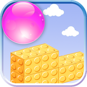 Jumping Bricks icon