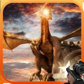 Jurassic Dragon Hunter: Dino Sniper Shooting icon