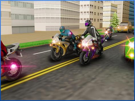 Moto Rivals Attack poster