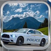 Police Car Drive 3D: City Sim Racing Game icon