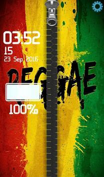Lock Screen Reggae poster