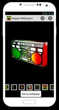 Reggae Wallpapers apk screenshot