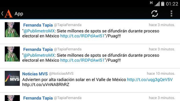 App Tampico screenshot 7