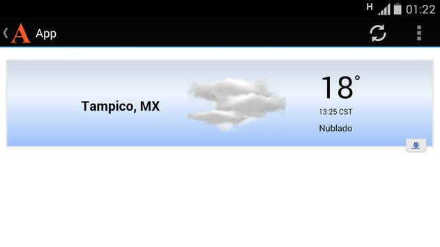 App Tampico screenshot 9