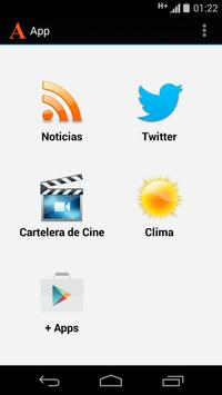 App Tampico poster
