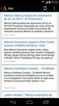 App Tampico screenshot 1