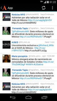 App Tampico screenshot 2
