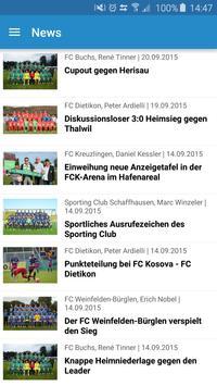 Regiosport LIVE screenshot 3