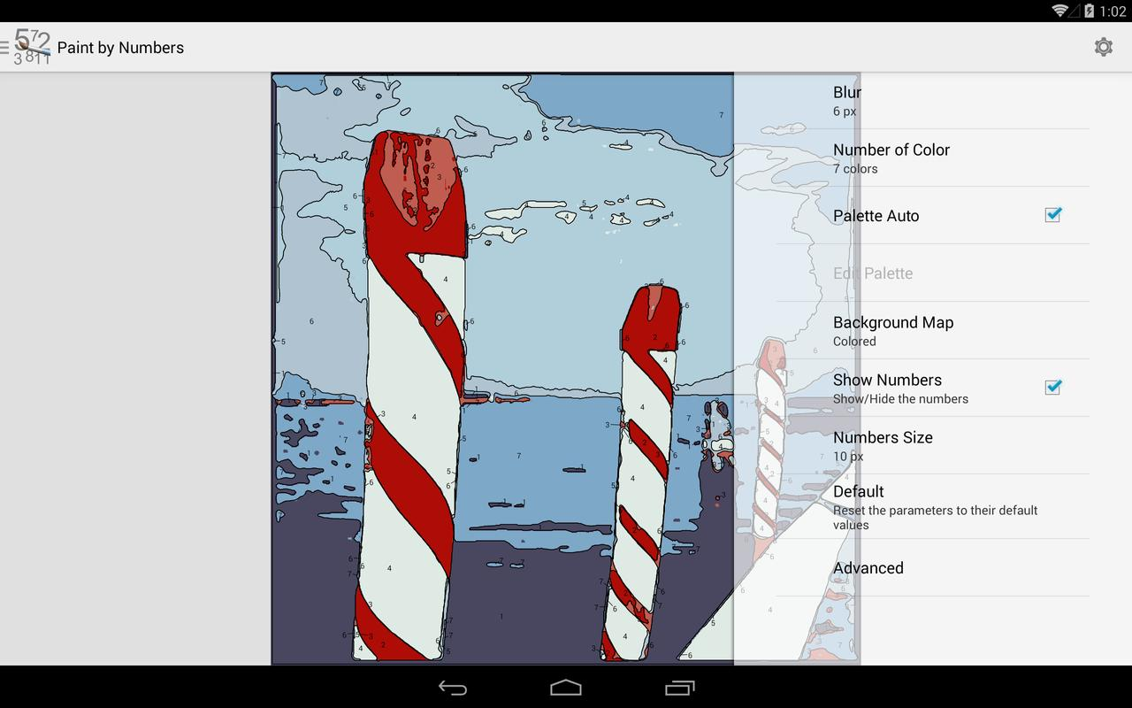 Paint by Numbers Free APK Download - Free Education APP for Android ...