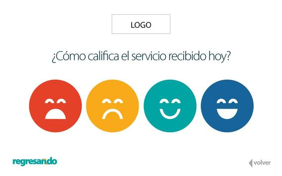 Encuestas Regresando poster
