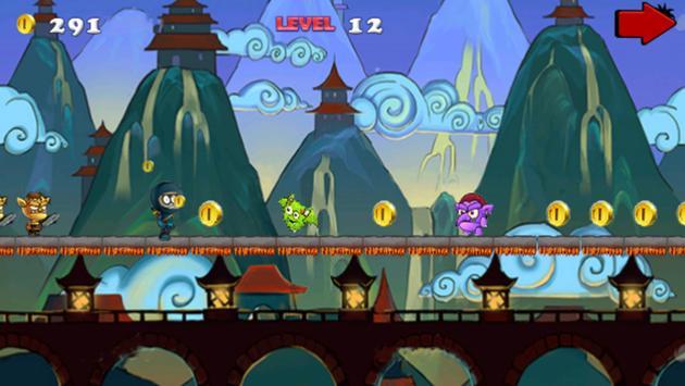 Reguler Ninja Adventure apk screenshot