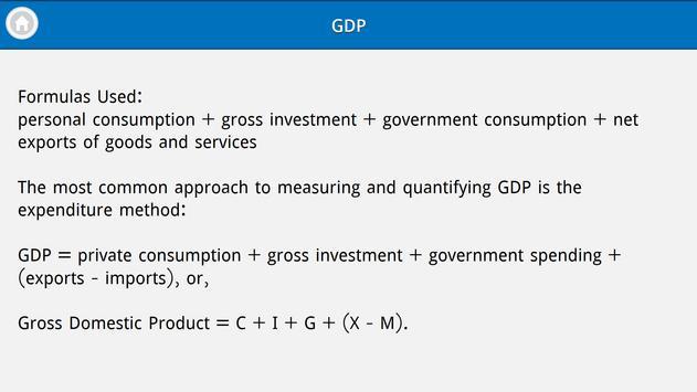 Finance Formulas Free screenshot 9