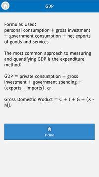 Finance Formulas Free screenshot 1