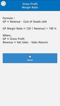 Finance Formulas Free screenshot 2