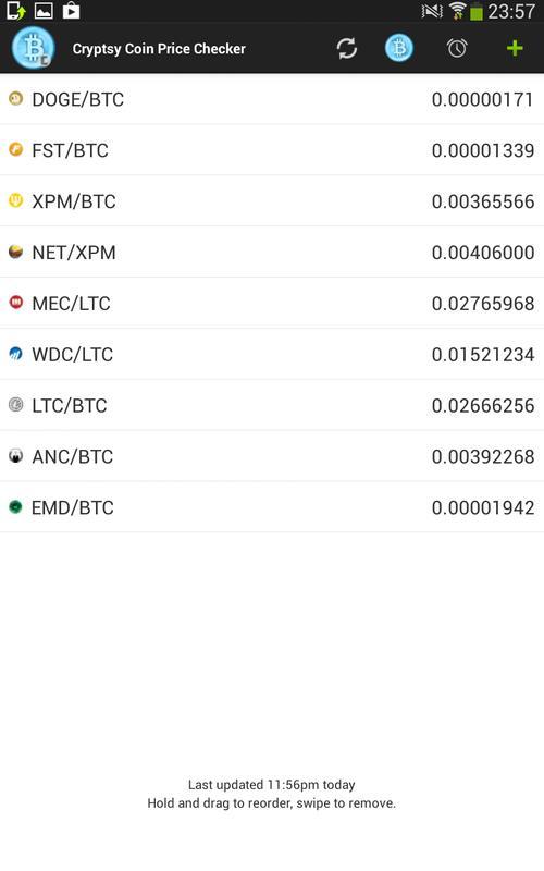 Xpm to btc exchange