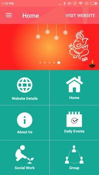 Red7 Festivals screenshot 1