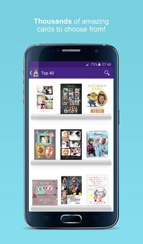 Funky Pigeon Cards & Gifts apk screenshot