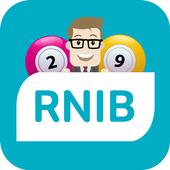The RNIB Lottery icon