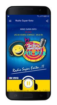 Radio Super Exito screenshot 1