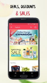 RedMart - Supermarket Online apk screenshot